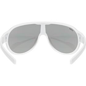 UVEX Sportstyle 512 Glasses Kids, wit/zilver